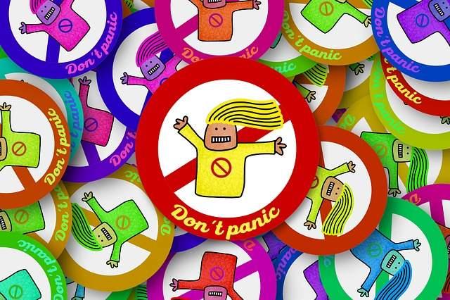 No panico