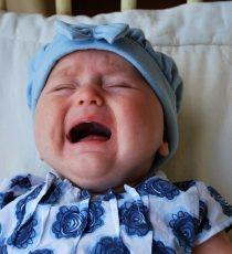 Bambino pianto