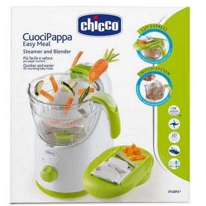 Chicco Easy Meal Cuocipappa e Omogenizzatore